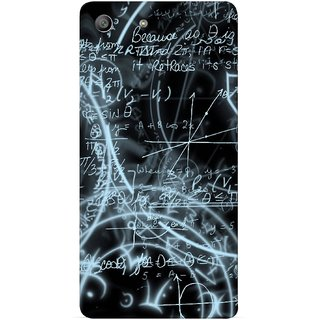 G.store Printed Back Covers for Sony Xperia M5 Blue 29027