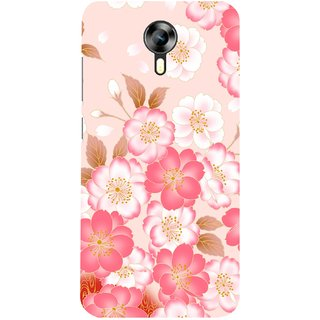 G.store Printed Back Covers for Micromax Canvas Xpress 2 E313 Pink 28365