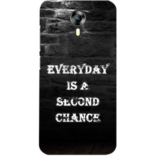 G.store Printed Back Covers for Micromax Canvas Xpress 2 E313 Black 28387