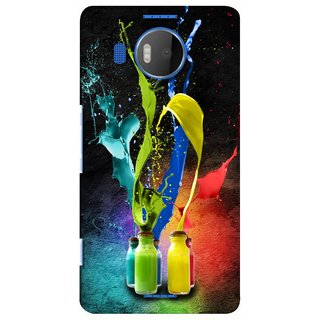G.store Printed Back Covers for Microsoft Lumia 950 XL Multi 28623
