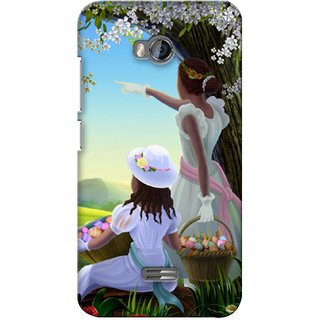 G.store Printed Back Covers for Micromax Bolt Q336 Multi 28198