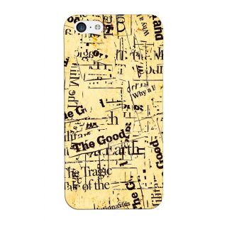 G.store Printed Back Covers for Apple iPhone 5 Multi 29679
