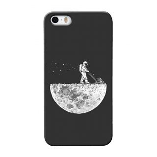 G.store Printed Back Covers for Apple iPhone 4 Grey 29476
