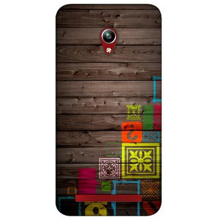 G.store Printed Back Covers for Asus ZenFone Go Multi 30998
