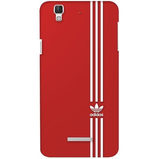 G.store Printed Back Covers for Coolpad Dazen F2 Red 31232