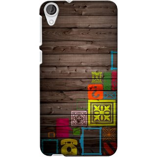 G.store Printed Back Covers for HTC Desire 626 Multi 31598