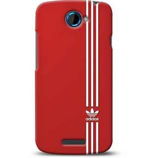 G.store Printed Back Covers for HTC One S Red 32432
