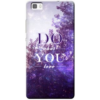 G.store Printed Back Covers for Huawei P8 lite Multi 32824