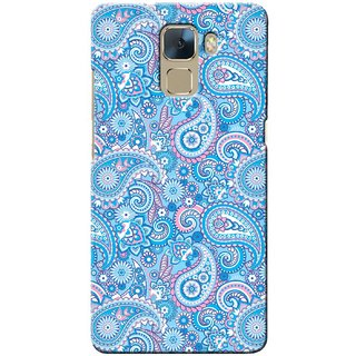 G.store Printed Back Covers for Huawei Honor 7 Multi 33017