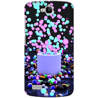 G.store Printed Back Covers for Huawei Honor Holly Multi 33222