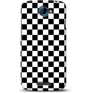 G.store Printed Back Covers for HTC One S Black 32439