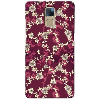G.store Printed Back Covers for Huawei Honor 7 Multi 33035