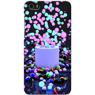 G.store Printed Back Covers for Huawei Honor 6 Multi 32922