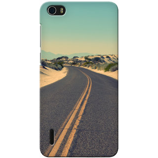 G.store Printed Back Covers for Huawei Honor 6 Multi 32938