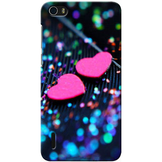 G.store Printed Back Covers for Huawei Honor 6 Multi 32946
