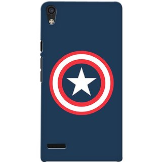 G.store Printed Back Covers for Huawei Ascend P6 Multi 33557