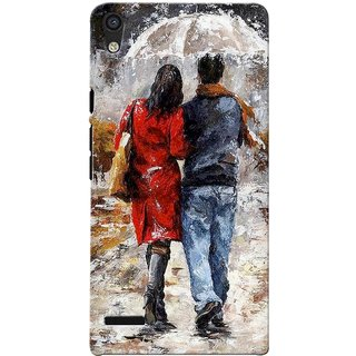 G.store Printed Back Covers for Huawei Ascend P6 Multi 33562