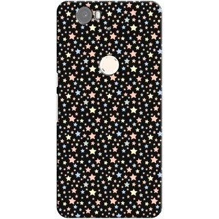 G.store Printed Back Covers for Huawei Nexus 6P Black 33771