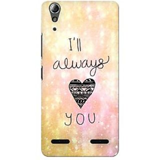 G.store Printed Back Covers for Lenovo A6000 Plus Multi 34336