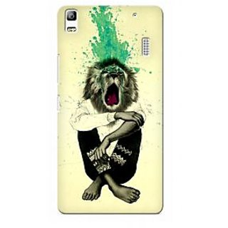 G.store Printed Back Covers for Lenovo K3 Note Multi 34556