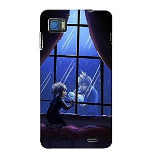 G.store Printed Back Covers for Lenovo S860 Black 34772