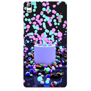 G.store Printed Back Covers for Lenovo A7000 Multi 34422