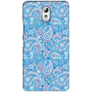 G.store Printed Back Covers for Lenovo Vibe P1m Multi 34917