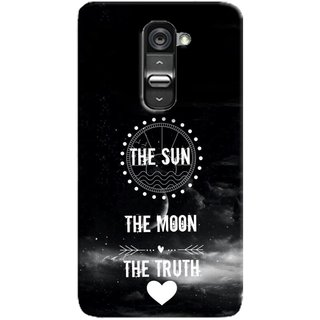 G.store Printed Back Covers for LG G2 mini Black 35277