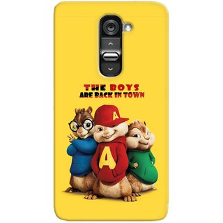 G.store Printed Back Covers for LG G2 mini Multi 35286