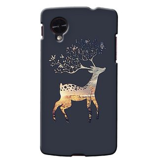 G.store Printed Back Covers for LG Google Nexus 5 Multi 35760