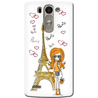 G.store Printed Back Covers for LG G3 Beat Multi 35406