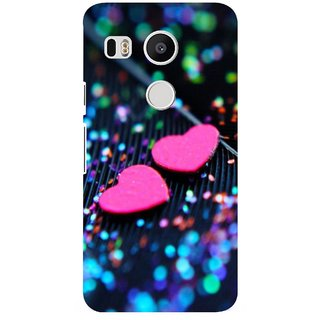 G.store Printed Back Covers for LG Google Nexus 5X Multi 35846
