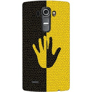 G.store Printed Back Covers for LG G4 Multi 35697