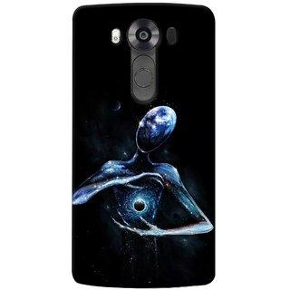 G.store Printed Back Covers for LG V10 Black 35913