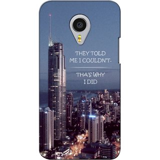 G.store Printed Back Covers for Meizu MX4 Pro Multi 36337