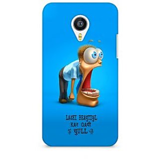 G.store Printed Back Covers for Meizu MX4 Blue 36211