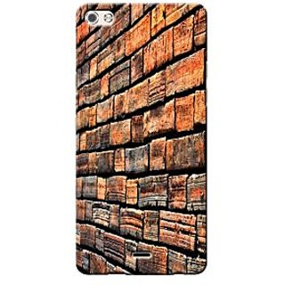 G.store Printed Back Covers for Micromax Canvas 5 Q450 Multi 36631