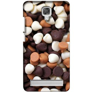 G.store Printed Back Covers for Micromax Bolt Q338 Multi 36955