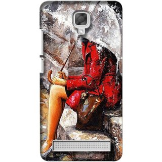 G.store Printed Back Covers for Micromax Bolt Q338 Multi 36961
