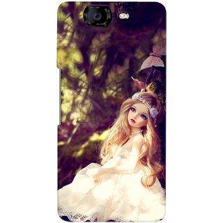 G.store Printed Back Covers for Micromax Canvas Knight A350 Multi 37788