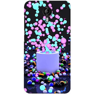 G.store Printed Back Covers for Micromax Canvas Nitro 3 E455 Multi 37822