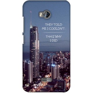 G.store Printed Back Covers for Micromax Bolt Q336 Multi 38037
