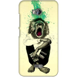 G.store Printed Back Covers for Micromax Bolt Q336 Multi 38056