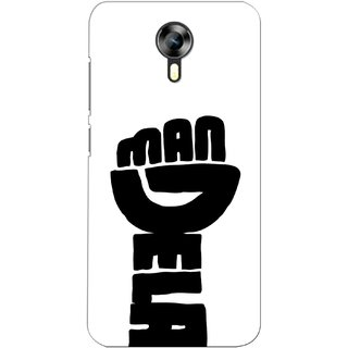 G.store Printed Back Covers for Micromax Canvas Xpress 2 E313 White 38263