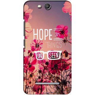 G.store Printed Back Covers for Micromax Canvas Juice 3 Q392 Multi 37684