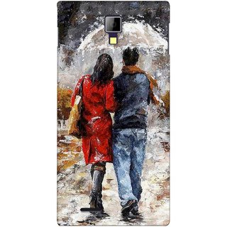 G.store Printed Back Covers for Micromax Canvas Xpress A99 Multi 38362