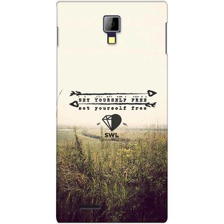 G.store Printed Back Covers for Micromax Canvas Xpress A99 Multi 38385