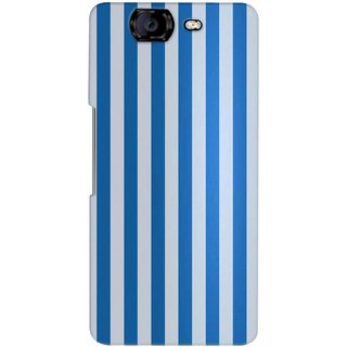 G.store Printed Back Covers for Micromax Canvas Knight A350 Multi 37744