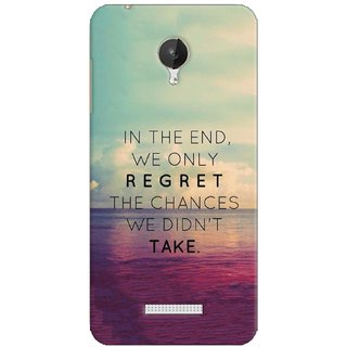 G.store Printed Back Covers for Micromax Canvas Spark Q380 Multi 38454