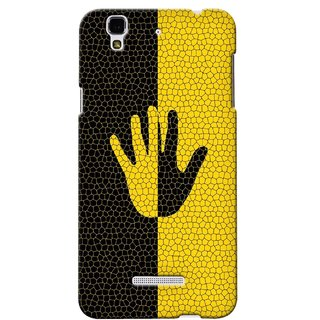 G.store Printed Back Covers for Micromax YU Yureka Multi 38897
